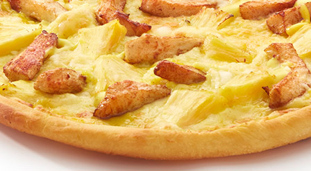 Produktbild Pizza Chicken & Curry