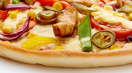 Produktbild Pizza Mexico Chicken