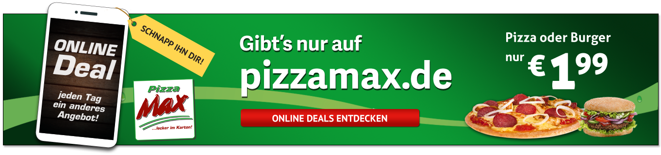 pizza max ihr lieferdienst in berlin einfach online pizza und pasta bestellen und liefern lassen. Black Bedroom Furniture Sets. Home Design Ideas